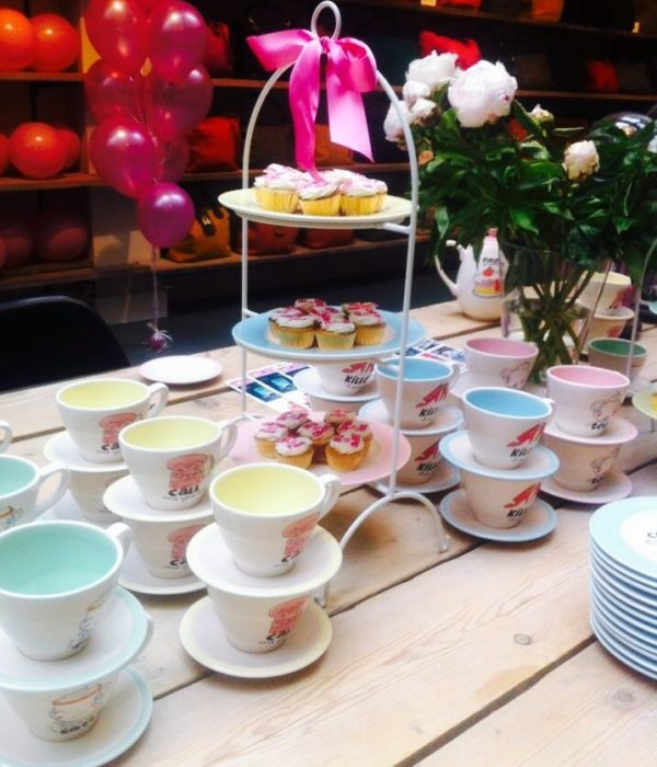 10 places to enjoy a high tea in Amsterdam