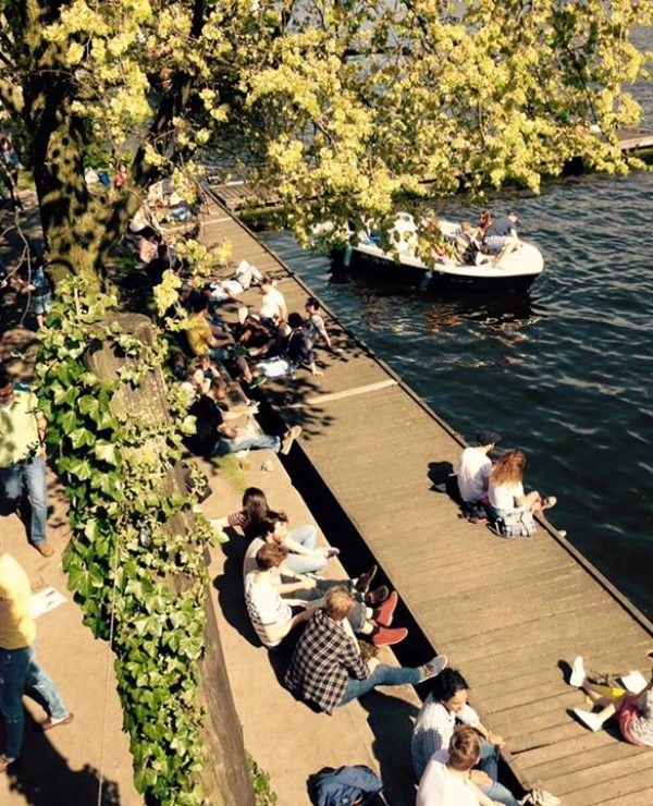 10 great waterside terraces