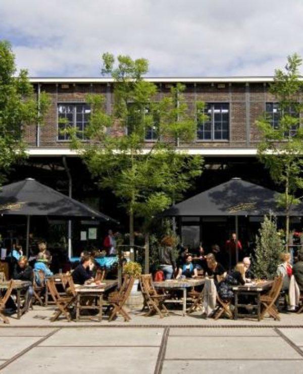 10 great terraces Amsterdam
