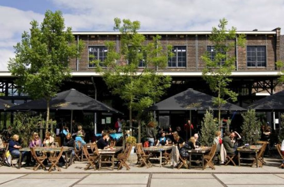 10 great terraces Amsterdam