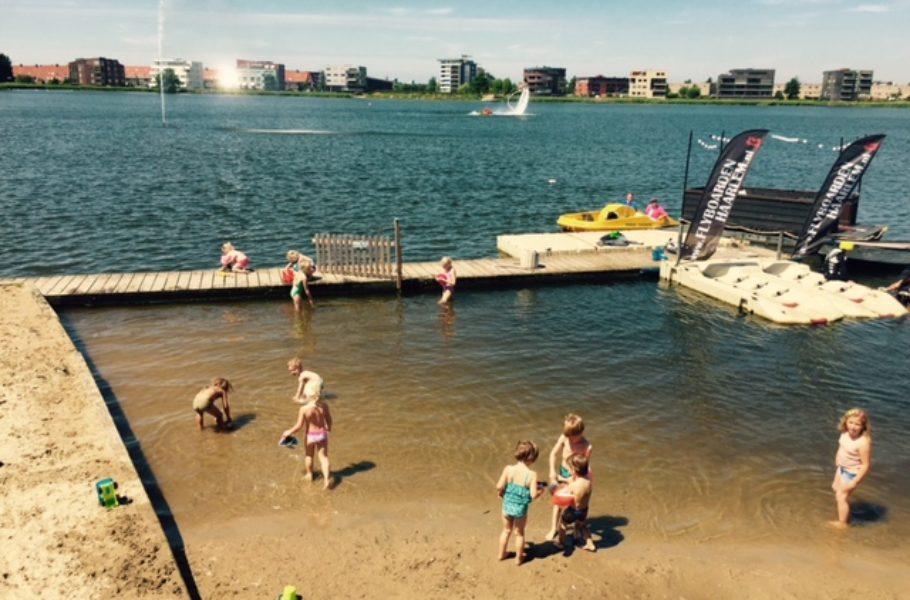 swimming amsterdam